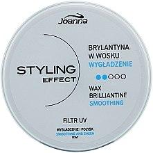 Profumi e cosmetici Brilliantina in cera per capelli - Joanna Styling Effect Wax Brilliantine