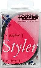 Profumi e cosmetici Spazzola per capelli - Tangle Teezer Compact Styler Pink Sizzle