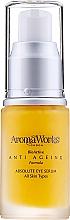 Profumi e cosmetici Siero contorno occhi - AromaWorks Absolute Eye Serum