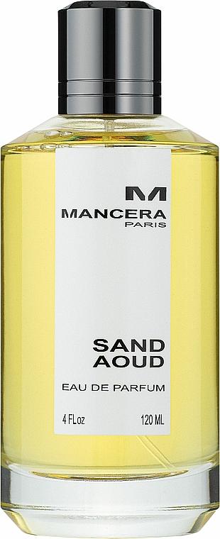 Mancera Sand Aoud - Eau de Parfum