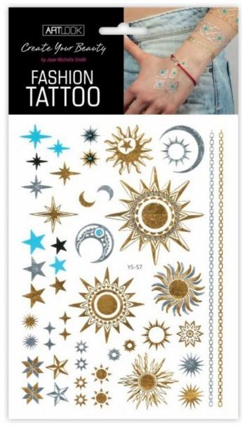 """Flash tattoo """"Stars"""" - Art Look — foto N1"""