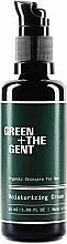 Profumi e cosmetici Crema idratante - Green + The Gent Moisturizing Cream