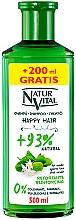 Profumi e cosmetici Shampoo rinforzante per capelli - Natur Vital Happy Hair Reinforcing Shampoo