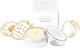 """Profumi e cosmetici Candela da massaggio """"More e prugne"""" - Almond Cosmetics Blackberries & Plum Massage Candle"""