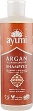 "Profumi e cosmetici Shampoo ""Argan e Sandalo"" - Ayumi Argan & Sandalwood Shampoo"
