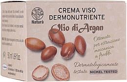 Profumi e cosmetici Crema viso all'olio di aragana - Florinda Olio di Argan Face Cream