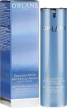 Profumi e cosmetici Emulsione viso - Orlane Anti-Fatigue Absolute Detox Emulsion