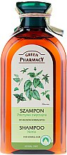 "Profumi e cosmetici Shampoo ""Urtica dioica"" - Green Pharmacy"