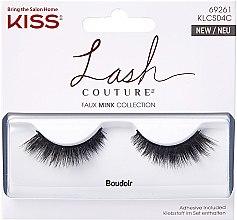 Profumi e cosmetici Ciglia finte - Kiss Lash Couture Faux Mink Collection Boudoir