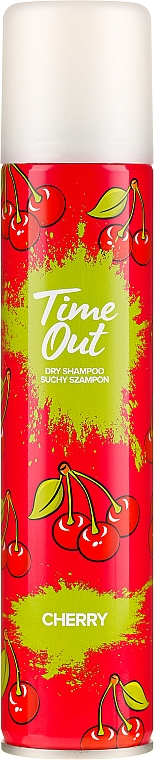 Shampoo secco - Time Out Dry Shampoo Cherry — foto N3