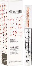 Profumi e cosmetici Siero per ciglia e sopracciglia - Synouvelle Cosmectics Targeted Treatments Lash & Brow Activating Serum