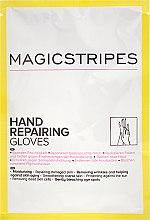 Profumi e cosmetici Guantio rigenerante mani - Magicstripes Hand Repairing Gloves