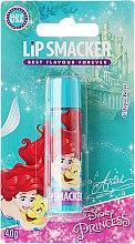 """Profumi e cosmetici Balsamo per labbra """"Ariel"""" - Lip Smacker Disney Shimmer Balm Ariel Lip Balm Calypso Berry"""