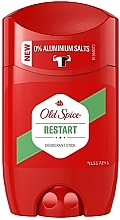 Profumi e cosmetici Deodorante solido - Old Spice Restart Deodorant Stick