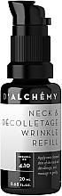 Profumi e cosmetici Filler antirughe per collo e decolleté - D'Alchemy Neck & Decolletage Wrinkle Refill