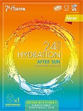 Profumi e cosmetici Maschera doposole idratante - 7th Heaven 24H Hour Hydration After Sun