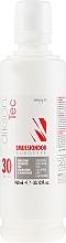 Profumi e cosmetici Emulsione ossidante 9 % - Dikson Tec Emulsiondor Eurotype 30 Volumi