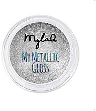 Profumi e cosmetici Polvere per unghie - MylaQ My Matellic Gloss