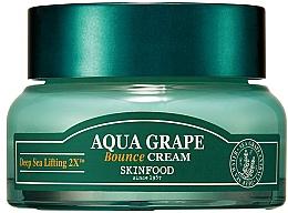 Profumi e cosmetici Crema viso - SkinFood Aqua Grape Bounce Cream