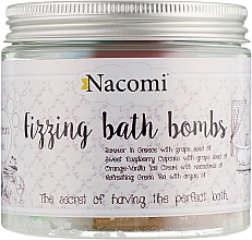 Set di bombe da bagno - Nacomi Mix Bath Bomb (bomb / 4 pezzi) — foto N1