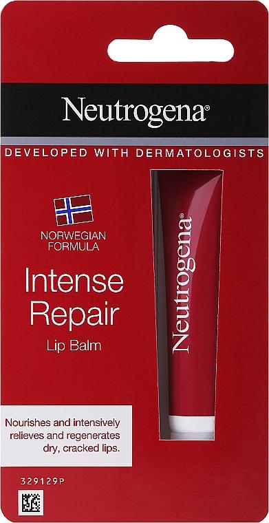 Balsamo labbra rigenerante - Neutrogena Intense Repair Lip Balm