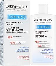 Profumi e cosmetici Shampoo anti-forfora - Dermedic Capilarte Shampoo