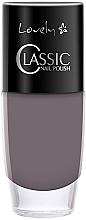 Profumi e cosmetici Smalto per unghie - Lovely Nail Polish Classic