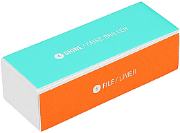 Profumi e cosmetici Lima-buffer professionale - Tools For Beauty 4-way Nail Buffer Block Regular