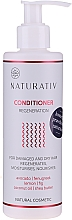 """Profumi e cosmetici Balsamo per capelli """"Rivitalizzante"""" - Naturativ Regeneration Conditioner"""