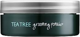 Profumi e cosmetici Pomata per capelli tenuta leggera con particelle scintillanti - Paul Mitchell Tea Tree Grooming Pomade
