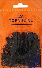 Profumi e cosmetici Elastici per capelli 22722, neri - Top Choice