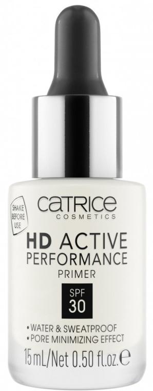 Primer - Catrice HD Active Performance Primer — foto N1