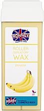 "Profumi e cosmetici Cartuccia cera depilatoria ""Banana"" - Ronney Wax Cartridge Banana"