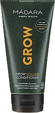 Profumi e cosmetici Condizionante volumizzante per capelli - Madara Cosmetics Grow Volume Conditioner