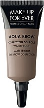 Profumi e cosmetici Correttore per sopracciglia - Make Up For Ever Aqua Brow Wateproof Eyebrow Corrector