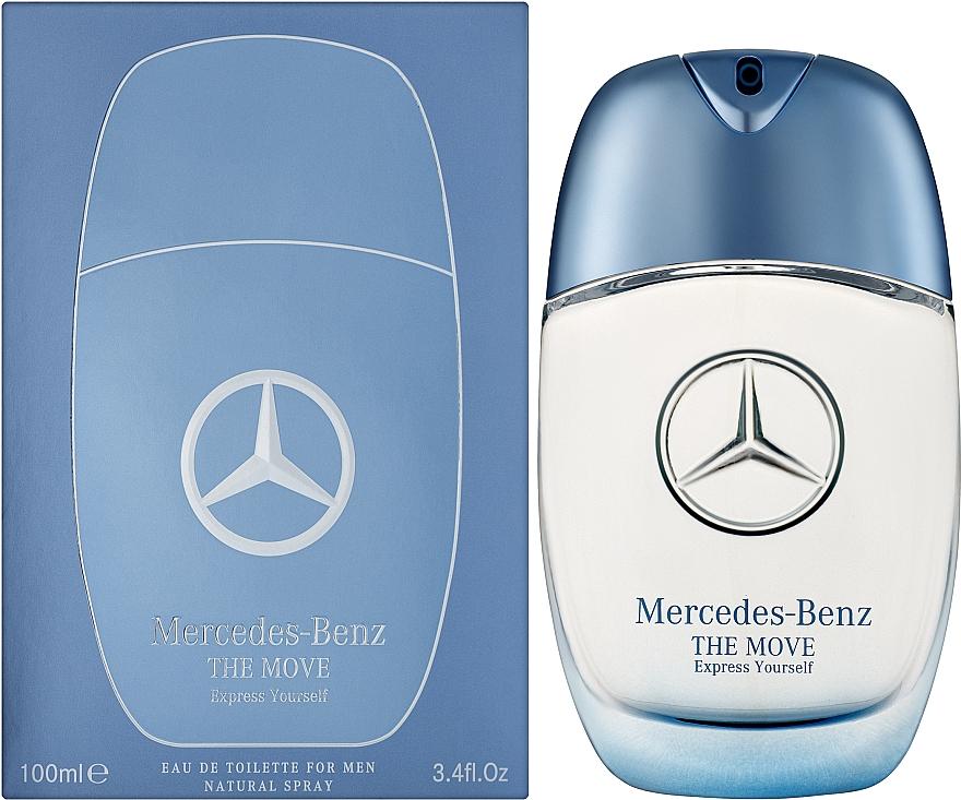 Mercedes-Benz The Move Express Yourself - Eau de Toilette — foto N2