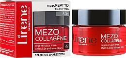 Profumi e cosmetici Crema viso rigenerante da notte - Lirene Mezo Collagene