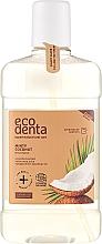 Profumi e cosmetici Collutorio - Ecodenta Cosmos Organic Minty Coconut