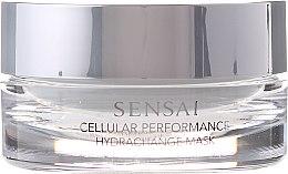 Profumi e cosmetici Maschera viso - Kanebo Sensai Cellular Performance Hydrachange Mask