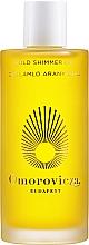 Profumi e cosmetici Olio corpo illuminante - Omorovicza Gold Shimmer Oil