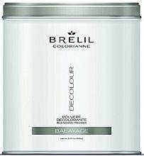 Profumi e cosmetici Polvere decolorante - Brelil Colorianne Prestige Decolorante Balayage Bleaching Powder