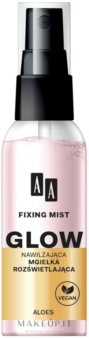 Spray fissativo - AA Fixing Mist Glow — foto 50 ml