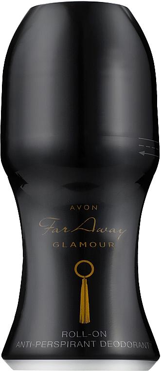 Avon Far Away Glamour - Deodorante roll-on — foto N1