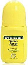 Profumi e cosmetici Heno de Pravia Original - Deodorante roll-on