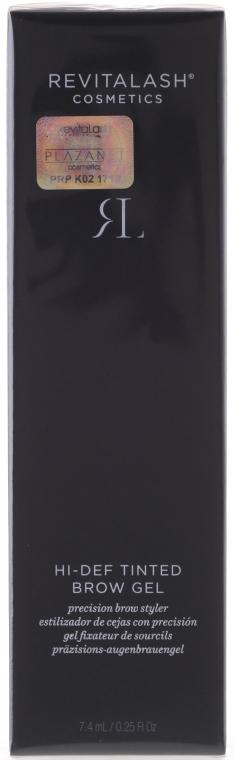Gel modellante per sopracciglia - Revitalash Hi-Def Tinted Brow Gel — foto N4