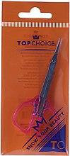 Profumi e cosmetici Forbici per cuticole, 7385, rosa - Top Choice