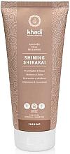 "Profumi e cosmetici Shampoo per capelli ""Shikakai"" - Khadi Shampoo Shikakai Shine"