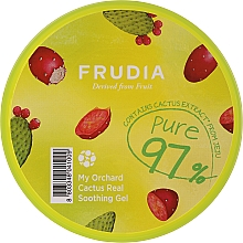 """Profumi e cosmetici Gel universale """"Cactus"""" - Frudia My Orchard Cactus Real Soothing Gel 97%"""