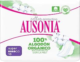 Profumi e cosmetici Assorbenti igienici, 10 pz - Ausonia Cotton Protection