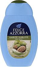 """Profumi e cosmetici Gel doccia """"Karite"""" - Paglieri Felce Azzurra Benessere Shower Gel"""